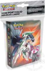 Sun & Moon - Cosmic Eclipse Booster with Mini Portfolio
