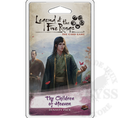 Legend of the Five Rings: Inheritance Cycle - The Children of Heaven
