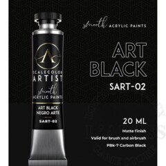 Scale Artist - Art Black 20ml ( SART-02 )