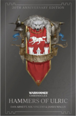 Hammers of Ulric,  20th Anniversary (Hardcover) ( BL2841 )