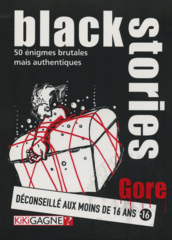 Black Stories: Sexe et Crime (Fr)