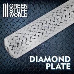 Rolling Pin Diamond Plate (2509)