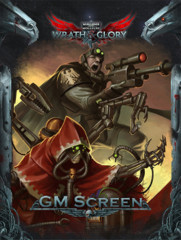 Wrath and Glory GM Screen