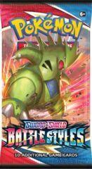 Pokemon Sword & Shield - Battle Styles Booster Pack