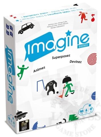Imagine - Version Quebec