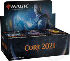 Core Set 2021 Booster Box + Promos