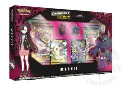 Pokemon Champion's Path Premium Collection: Marnie