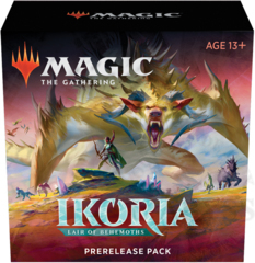 Ikoria: Lair of Behemoths Prerelease Pack + 1 Ikoria Booster Pack