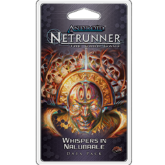 Android Netrunner LCG: Whispers in Nalubaale Data Pack