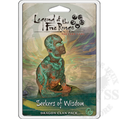 Legend of the Five Rings: Clan Packs - Seekers of Wisdom