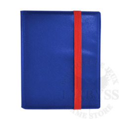 The Dex Binder 9 - Dark Blue