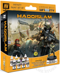 Vallejo Box Set Infinity - Haqqislam ( 70237 )