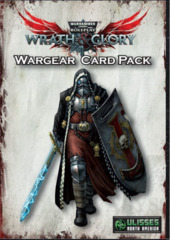 Wrath and Glory - Wargear Card Pack