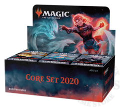 Core Set 2020 Booster Box- Buy-a-Box promo included