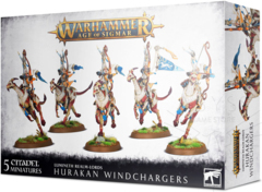 Hurakan Windchargers ( 87-21 )