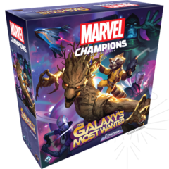 Marvel Champion: LCG - The Galaxy's Most Wanted