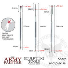 Army Painter Sculpting tools (TL5036)