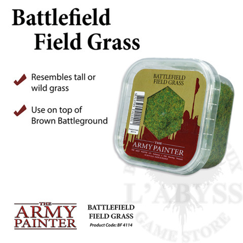 Battlefields Field Grass (BF4114)