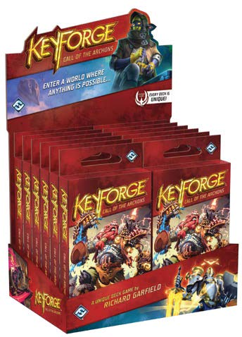 Keyforge - Call of the Archons Deck Display
