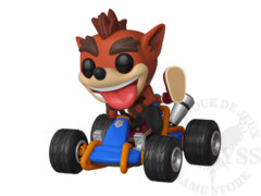 Funko Pop! Rides CTR Crash Bandicoot