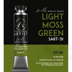 Scale Artist - Light Moss Green 20ml ( SART-31 )