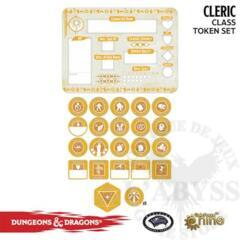 D&D: Token Set - Cleric