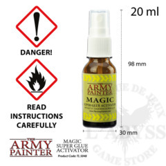 Army Painter Magic Super Glue Activator ( TL5048 )