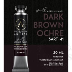 Scale Artist - Dark Brown Ochre 20ml ( SART-41 )
