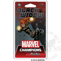 Marvel Champion: LCG - Black Widow