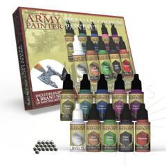 Army Painter Warpaints Metallics Paint Set ( WP8048 )