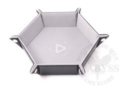 Die Hard Folding Hex Tray w/ Grey Velvet
