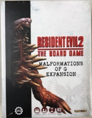 Resident Evil 2: The Board Game - Malformation of G Core Game Expansion