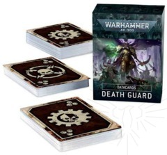 Death Guard Datacards (FR) ( 43-04 )