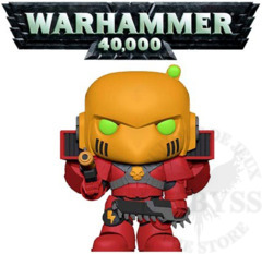 Funko Pop! Games Warhammer 40k Blood Angels Assault Marine