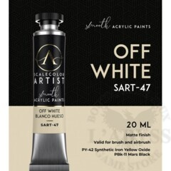Scale Artist - Off White 20ml ( SART-47 )