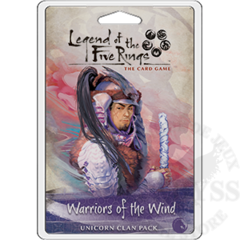 Legend of the Five Rings: Clan Packs - Warriors of the Wind