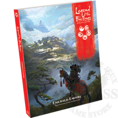 Legend of the Five Rings - Emerald Empire