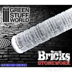Rolling Pin Bricks