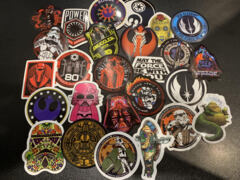 Star Wars - Stickers Collant - Random Selection