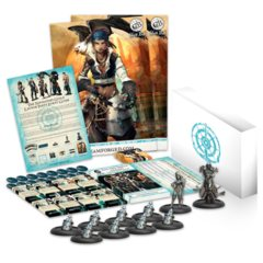 Guild Ball: Navigator's Guild - Launch Pack - Tales of the New World