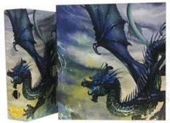 Dragon Shield Slipcase Binder - Blue