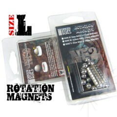 GSW Rotating Magnet - Size L (9277)