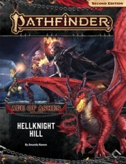 Pathfinder Adventure: 145 Age of Ashes - Hellknight Hill