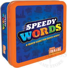 Speedy Words