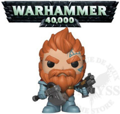 Funko Pop! Games Warhammer 40k Space Wolves Pack Leader