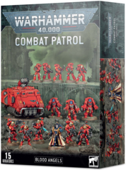 Blood Angels Combat Patrol ( 41-25 )
