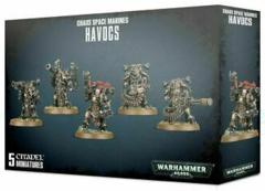 Chaos Space Marines Havocs ( 43-61 )