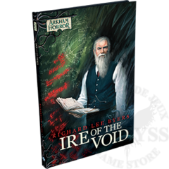 Arkham Horror Novel: Ire of the Void Hardcover