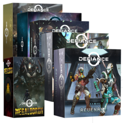 Infinity Defiance - Platinum Bundle (Limited) (in 2 separate waves - see description)