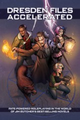 Dresden Files Accelerated